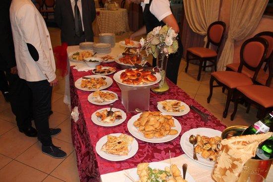 Restaurant and Pizza Marechiaro : Ottimo aperitivo
