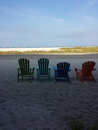 Bilmar Beach Resort: View from Room 133
