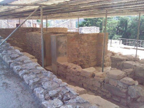 Le Palais de Cnossos : 2