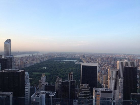 Top of the Rock Observation Deck: CP