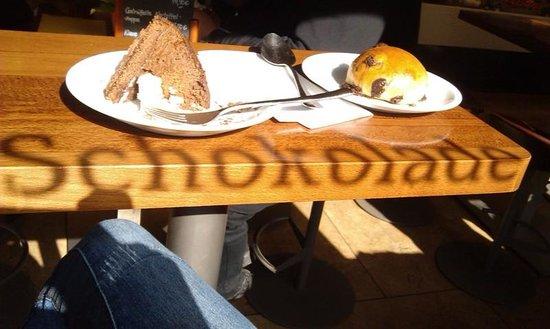 Café Kröpcke: Cake!