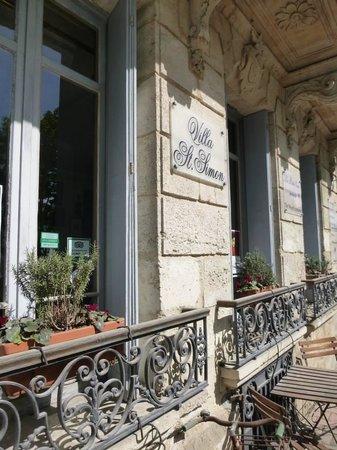 Villa St. Simon : Outside