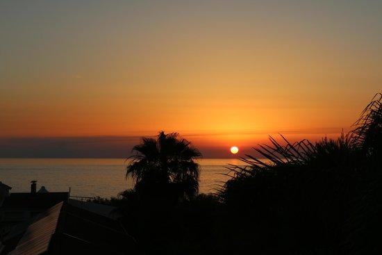 Hotel Resort Rocca di Vadaro: Vista dall'appartamento