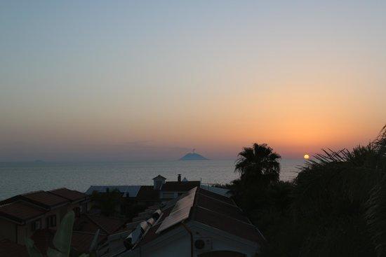Villaggio Rocca di Vadaro: Vista dall'appartamento
