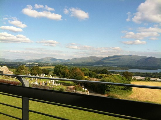 Aghadoe Heights Hotel & Spa: Lakeside view