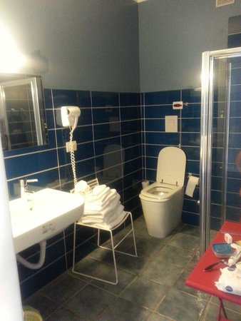borgo di fiuzzi resort spa il bagno senza bidet