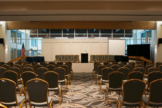 Ramada Greensburg Hotel and Conference Center: Theatre Style Meeting