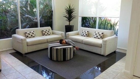Xanadu Holiday Resort: Lobby area