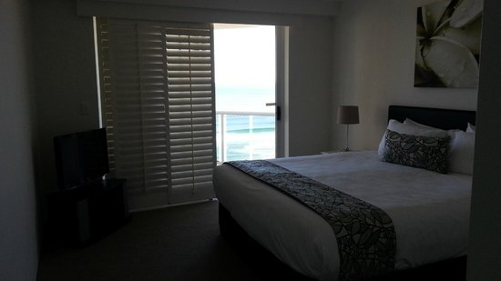 Xanadu Holiday Resort: View from the bedroom