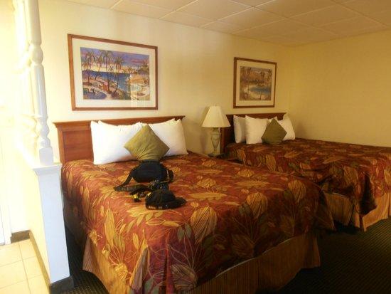 BEST WESTERN Naples Inn & Suites: i comodissimi letti