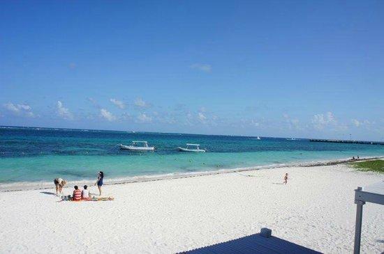 Hotel Hacienda Morelos: Beach