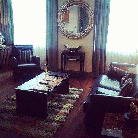 Europa Hotel - Belfast: Lounge area