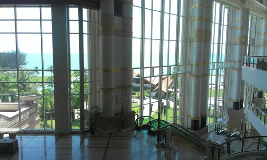 view inside The Empire Hotel & Country Club