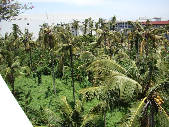 Best Western Kuta Beach: vista habitacion