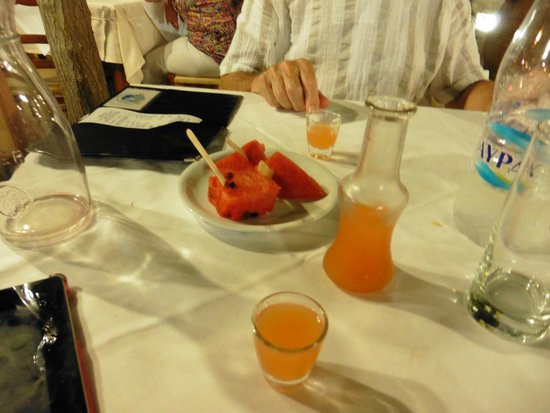 Marem Cafe Restaurant: A sweetener with your bill