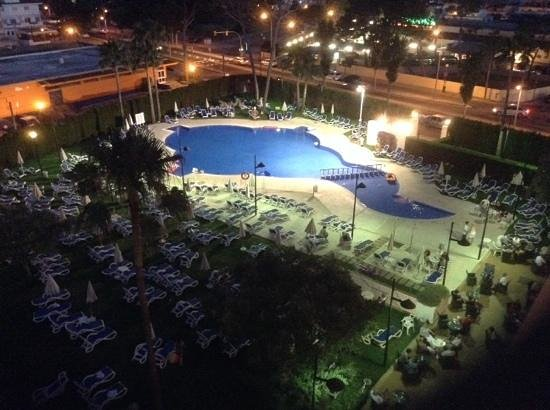 SuneoClub Haiti: nite time view!