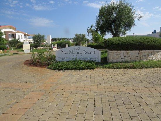 Riva Marina Resort CDSHotels: Ingresso al villaggio