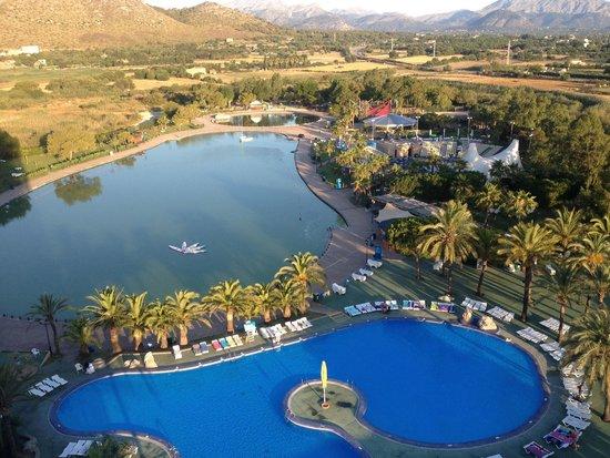 Club MAC Alcudia: View from my balcony