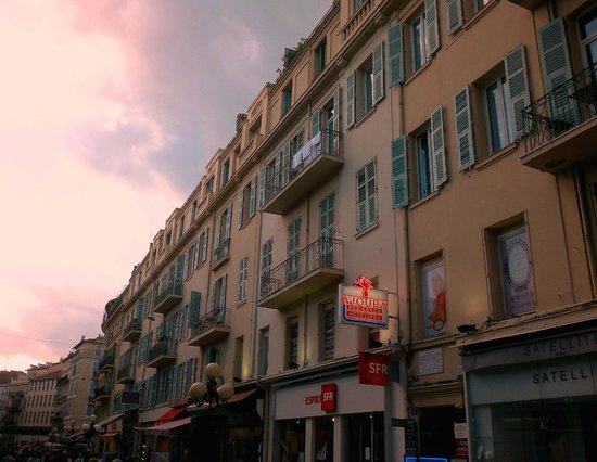Ajoupa Apart'hotel Nice : Ajoupa by Rue Massena