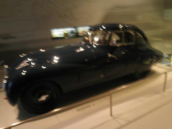 BMW-Museum: Um dos modelos expostos