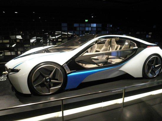 BMW-Museum: Novo conceito