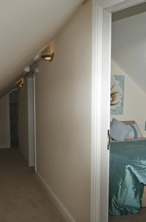 Ashbrook, Bangor Boutique Bed and Breakfast: Attic complex