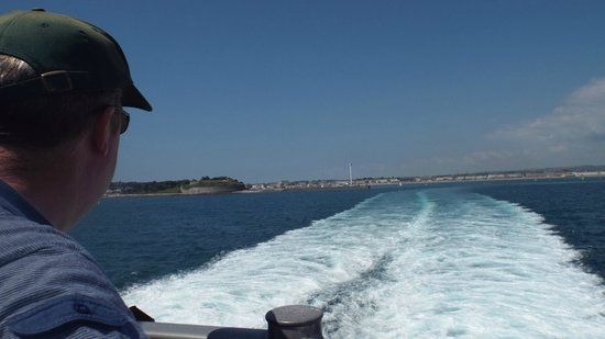 Condor Ferries - Day Trips: leaving weymouth