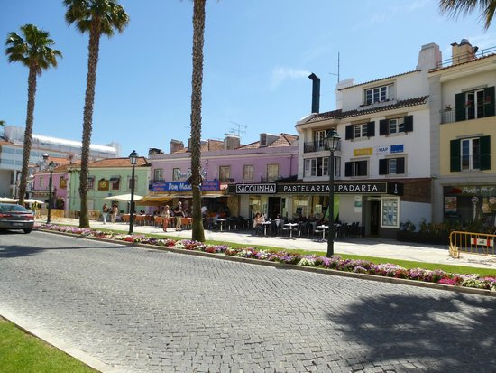 Lisboasightseeing : Beautiful Day in Cascais, Portugal