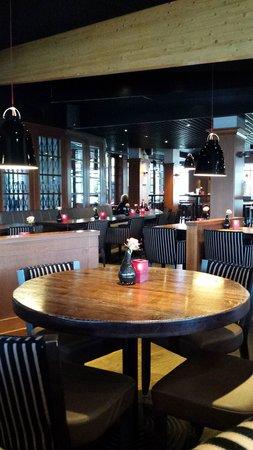 WestCord Art Hotel Amsterdam: restaurant