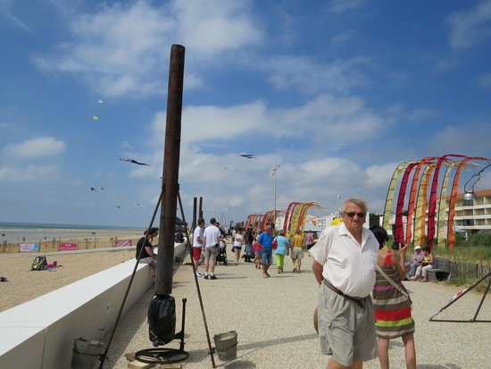 Camping La Forêt : Notre Dame beach festival