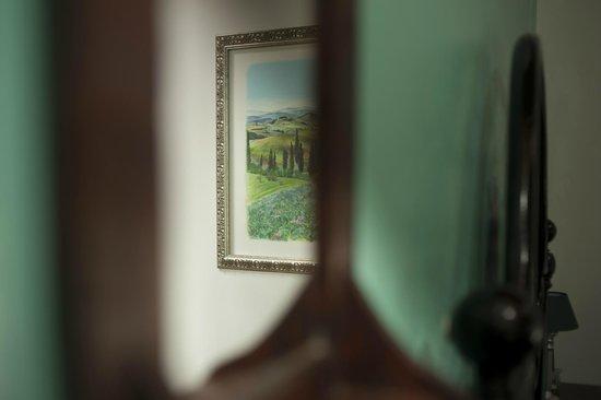 Antico Granaione B&B Residenza d'Epoca: Menta triple bedroom