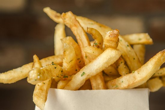 Burger Lounge - Little Italy: Hand-Cut Fries