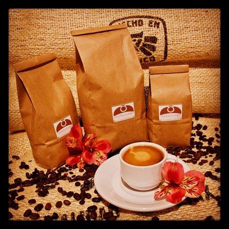 Casa de los Arcangeles : Contamos con nuestro propio expendio de café