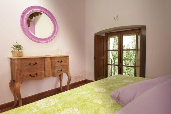 Antico Granaione B&B Residenza d'Epoca: Salvia double bedroom