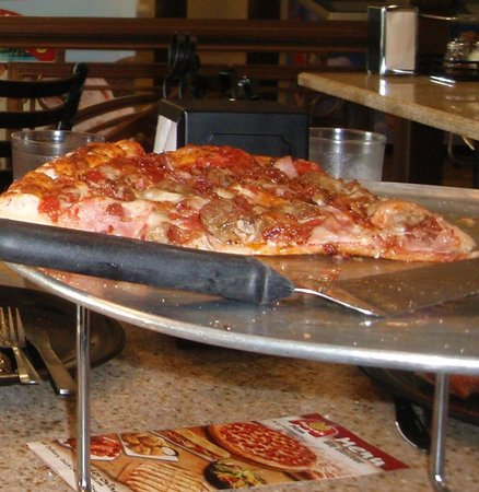 Marco's Pizza: Loved their pizza!