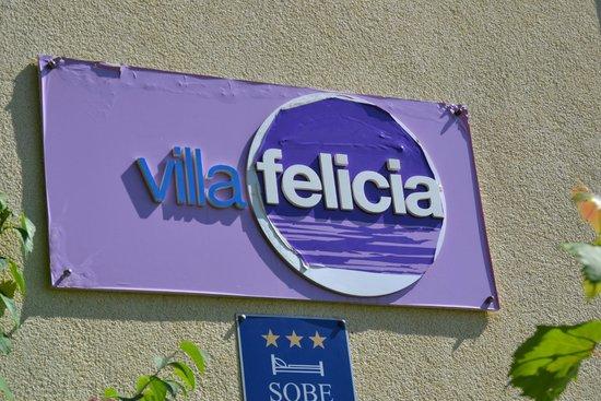 Villas Plat: nom de notre hôtel