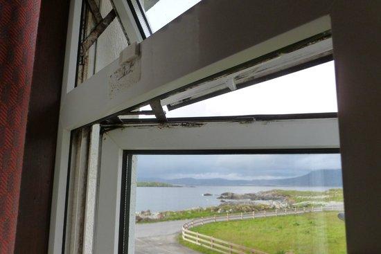 Renvyle House Hotel: gepflegte Fenster