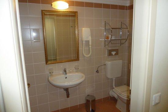 Hotel Agava: baño