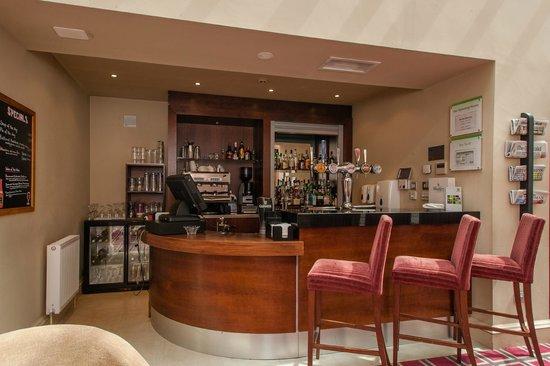 Holiday Inn Dumfries: Hotel Bar