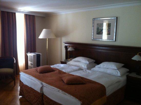 Radisson Blu Hotel Altstadt, Salzburg: Bedroom