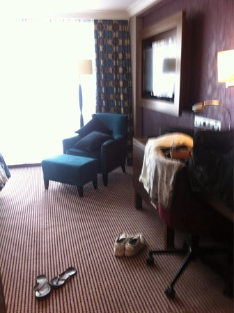 Crowne Plaza London-Gatwick Airport : Club room