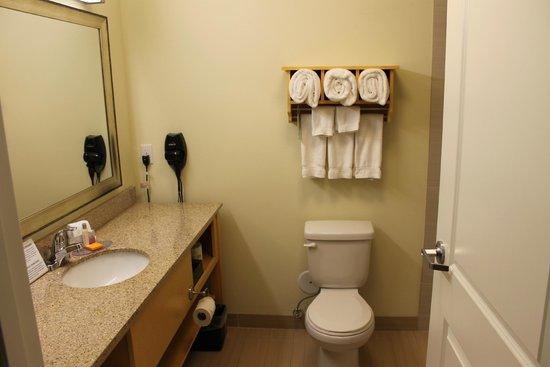 La Quinta Inn & Suites Rochester: Lots of towels