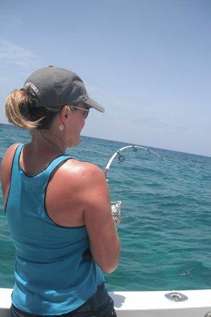 Tranquility Bay Resort: fishing