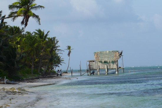 Tranquility Bay Resort: Turtle man's hut
