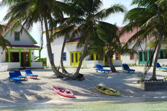 Tranquility Bay Resort: The cabanas