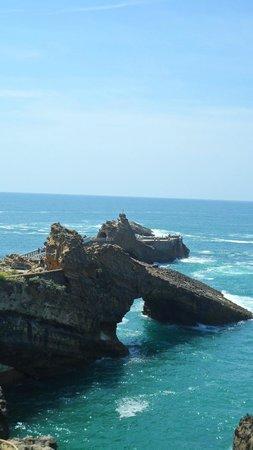 Rocher de la Vierge: Roca de la Virgen