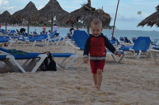 Melia Caribe Tropical: пляж
