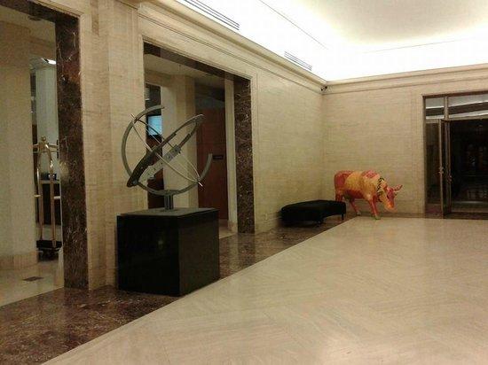 NH Buenos Aires City: Hall de entrada