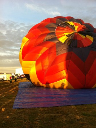 BEST WESTERN PLUS Grapevine Inn: September Balloon Rally