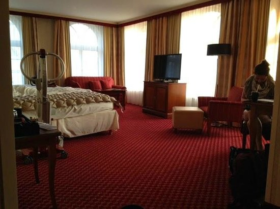 Renaissance Hamburg Hotel : junior deluxe room